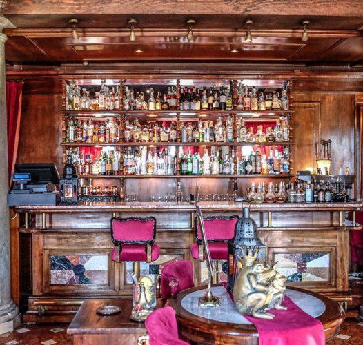 Oriental Bar, Metropole Hotel (VE)