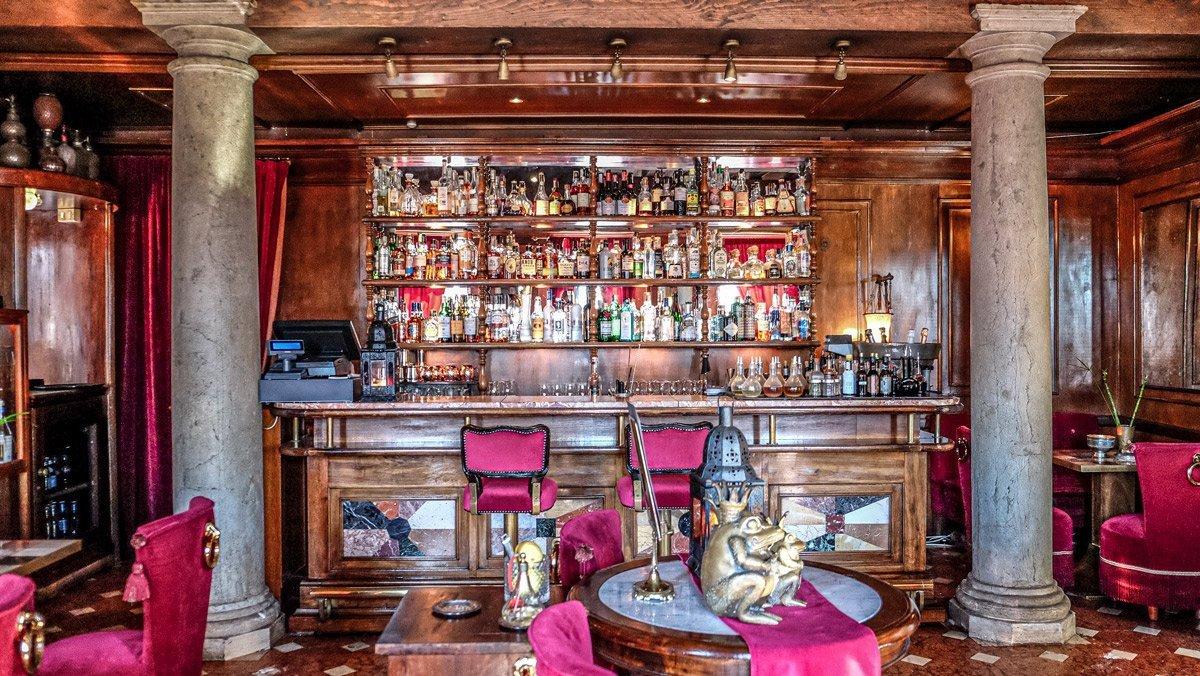 Oriental Bar, Metropole Hotel (VE) - Veneto Secrets
