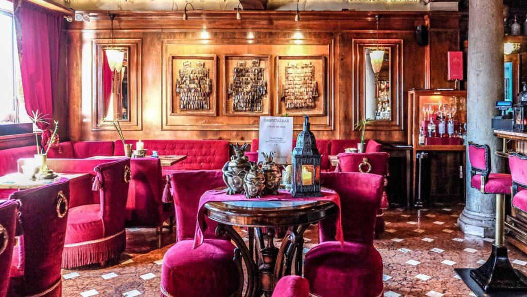 Oriental Bar Metropole - Veneto Secrets