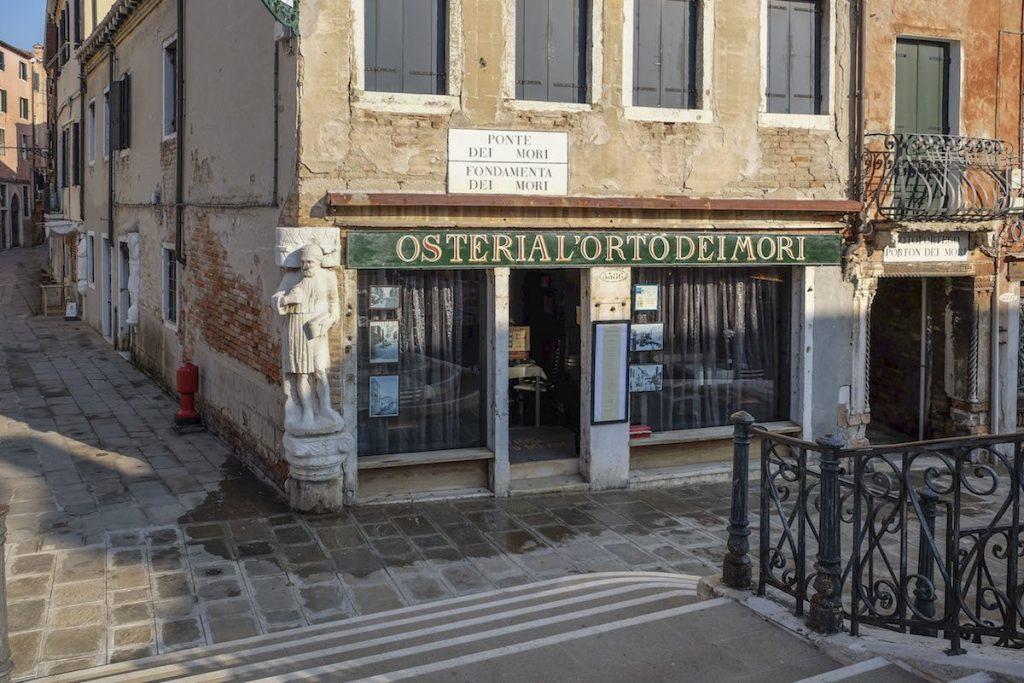 Osteria Orto dei Mori - Veneto Secrets