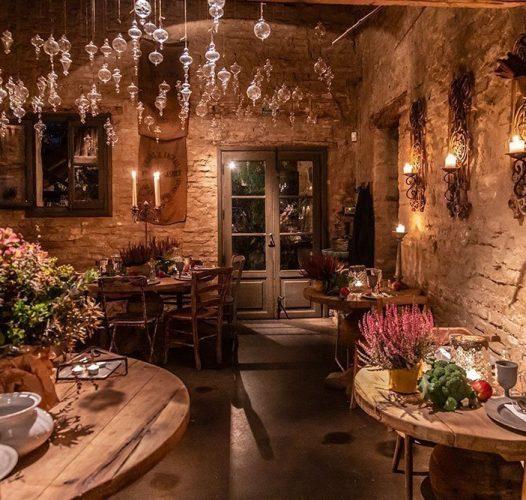 I ristoranti più romantici del Veneto