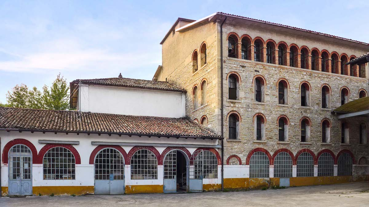 Lanificio Paoletti dal 1795 (TV)