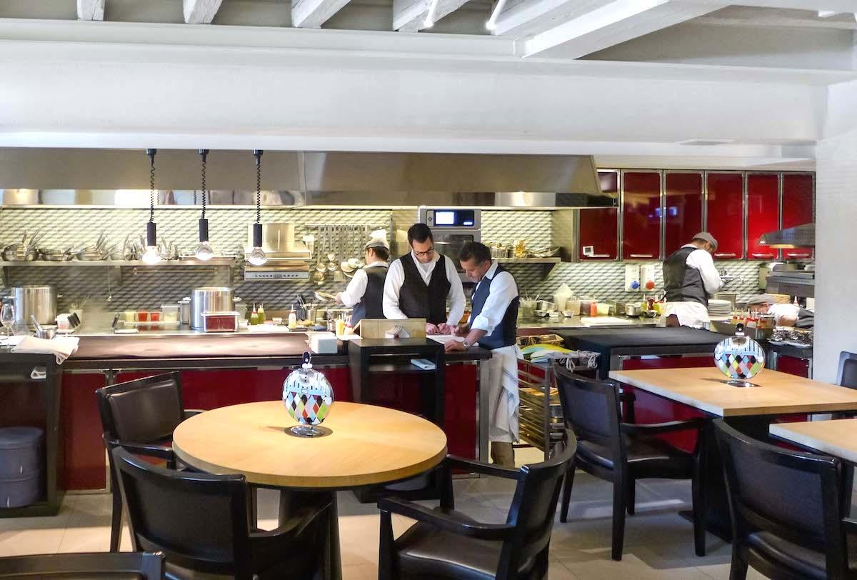 Ristoranti con cucina a vista: è showtime! - Veneto Secrets