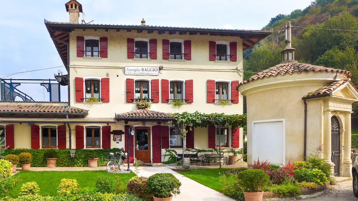 Locanda Baggio (TV) - Veneto Secrets