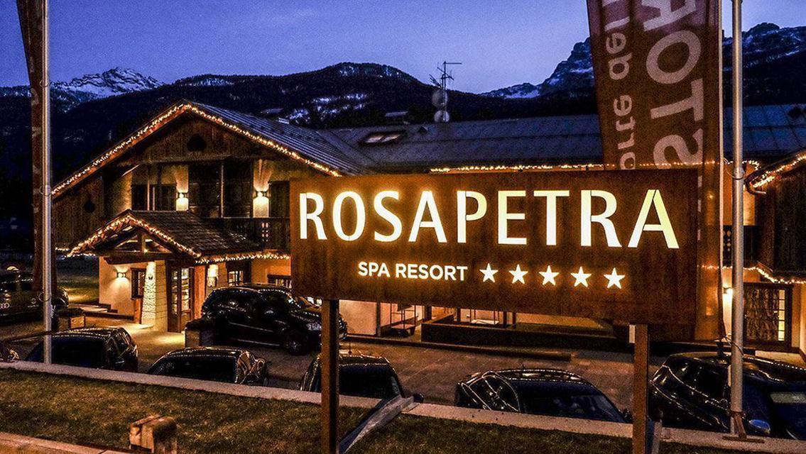Rosapetra Spa Resort (BL) - Veneto Secrets