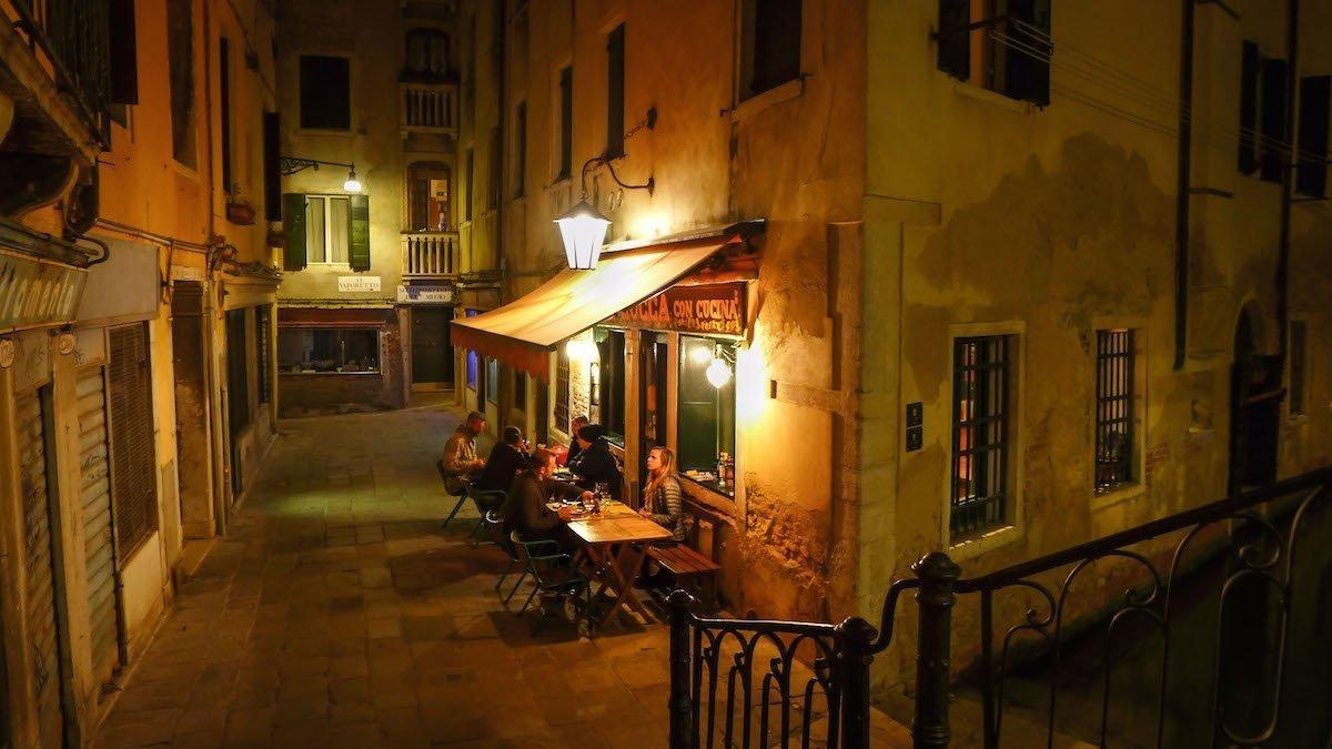 Ristoranti (ni) romantici a Venezia - Veneto Secrets