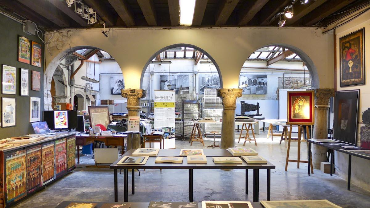 Serigrafia Artistica Fallani Venezia (VE)