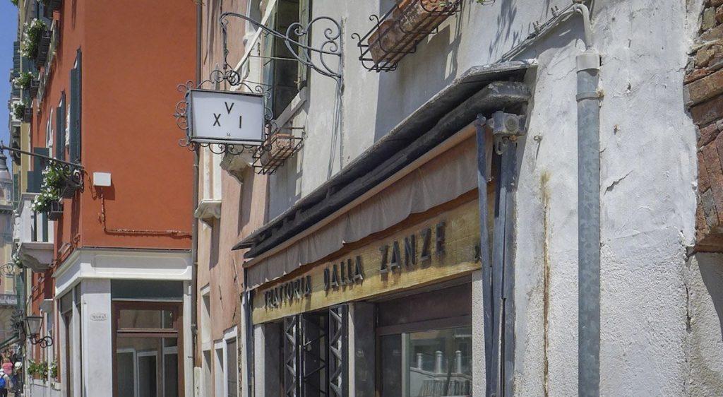 Zanze XVI (VE) - Veneto Secrets
