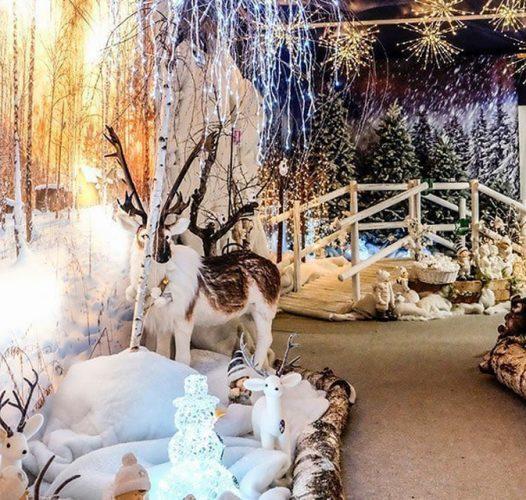 Villaggio di Natale: e' Christmas Time da VerdeChiara!