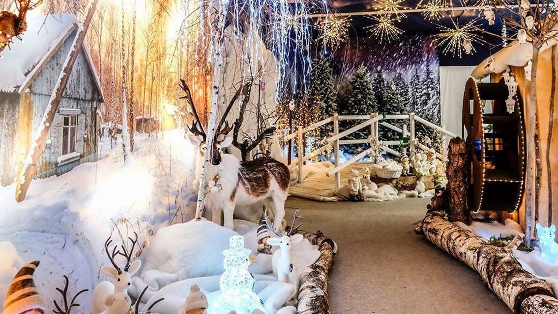 Villaggio Natale.Villaggio Di Natale E Christmas Time Da Verdechiara