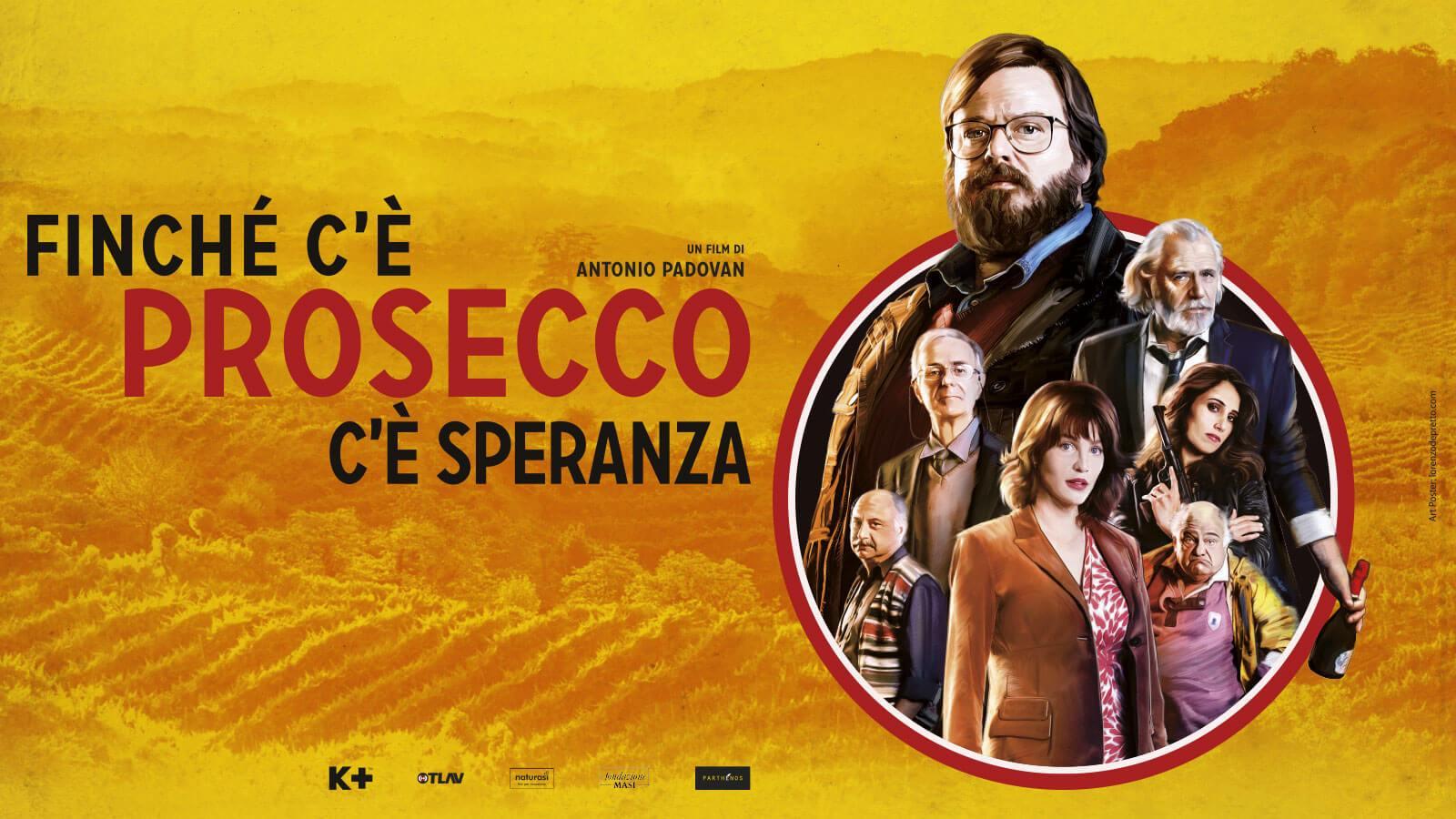 """Prosecco: il tour country-chic ispirato al film """"Finchè c'è Prosecco c'è Speranza"""" - Veneto Secrets"""