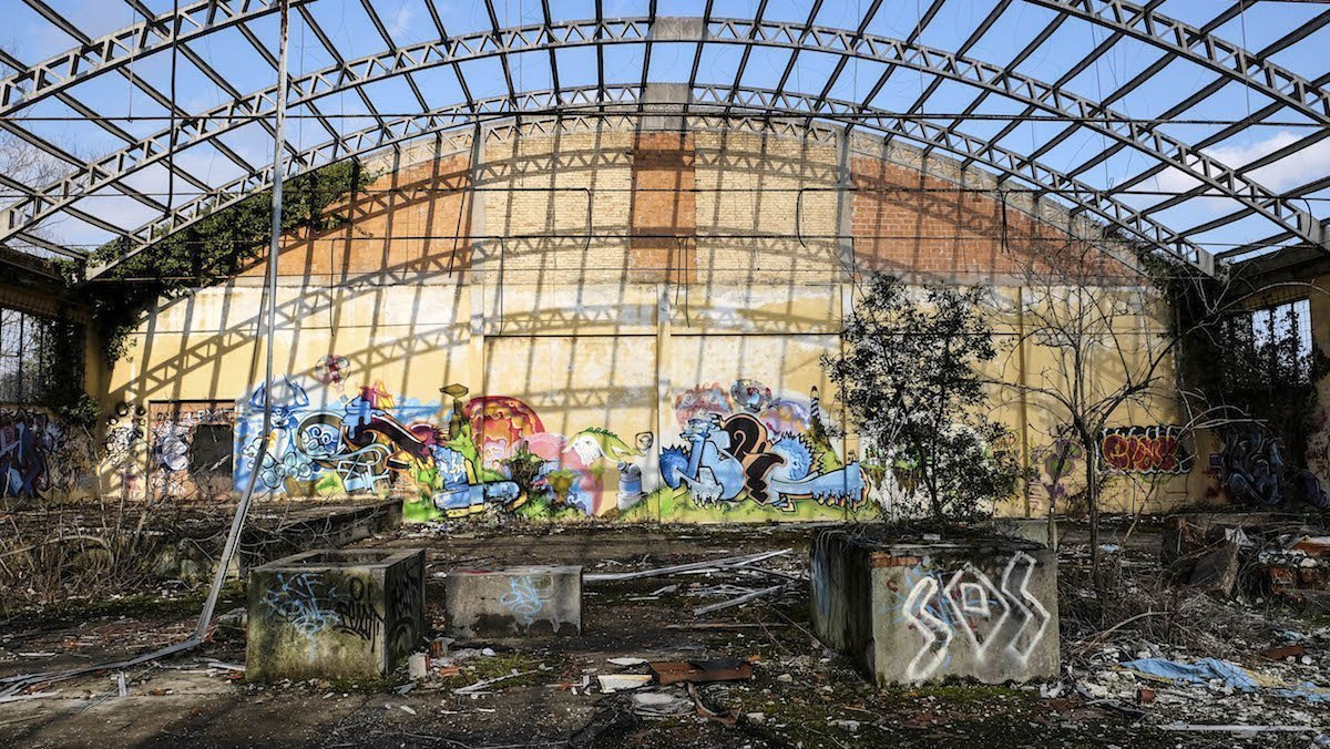 Urbex Photography in Veneto: Veneland - Veneto Secrets