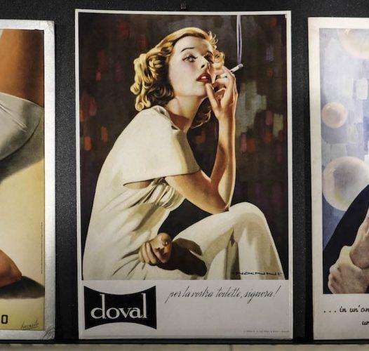 Manifesti pubblicitari vintage: il Museo Salce