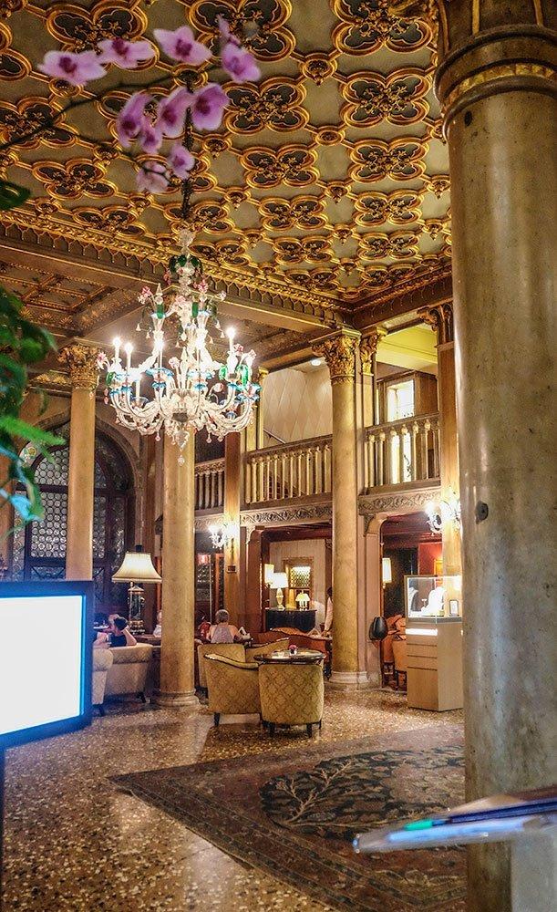 Hotel Danieli Venezia Ve Veneto Secrets