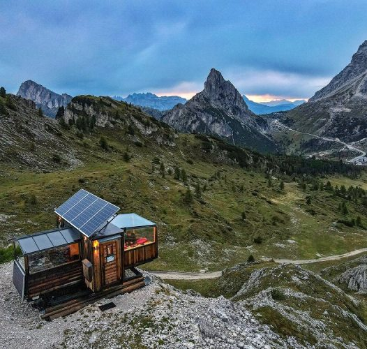Starlight Room Dolomites 360 (BL)