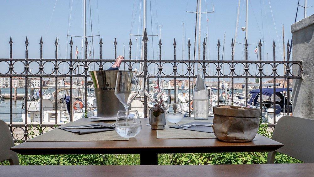 San Giorgio Café - Veneto Secrets