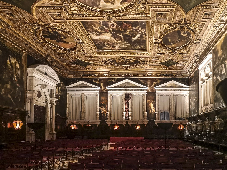 """Quando la magia della luce incontra """"il"""" capolavoro di Tintoretto - Veneto Secrets"""