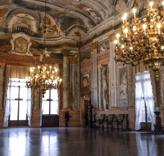 Ca' Rezzonico: virtual tour of the 18th-century secret Venice