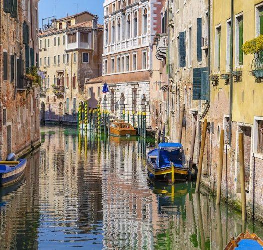 Venezia: Dio e il Tempo, l'Acqua e la Bellezza