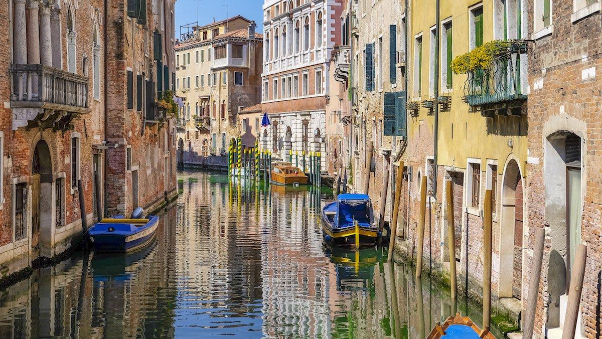 Venezia: Dio e il Tempo, l'Acqua e la Bellezza - Veneto Secrets