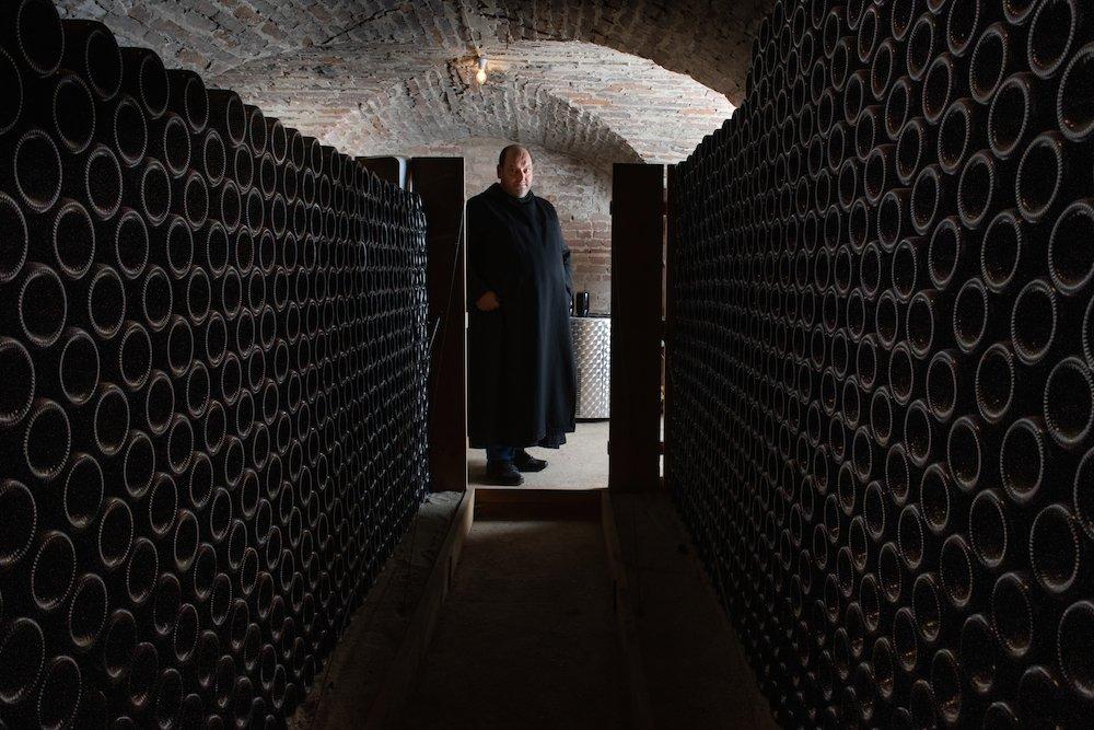 The Praglia Abbey and the secret of Dom Pérignon - Veneto Secrets