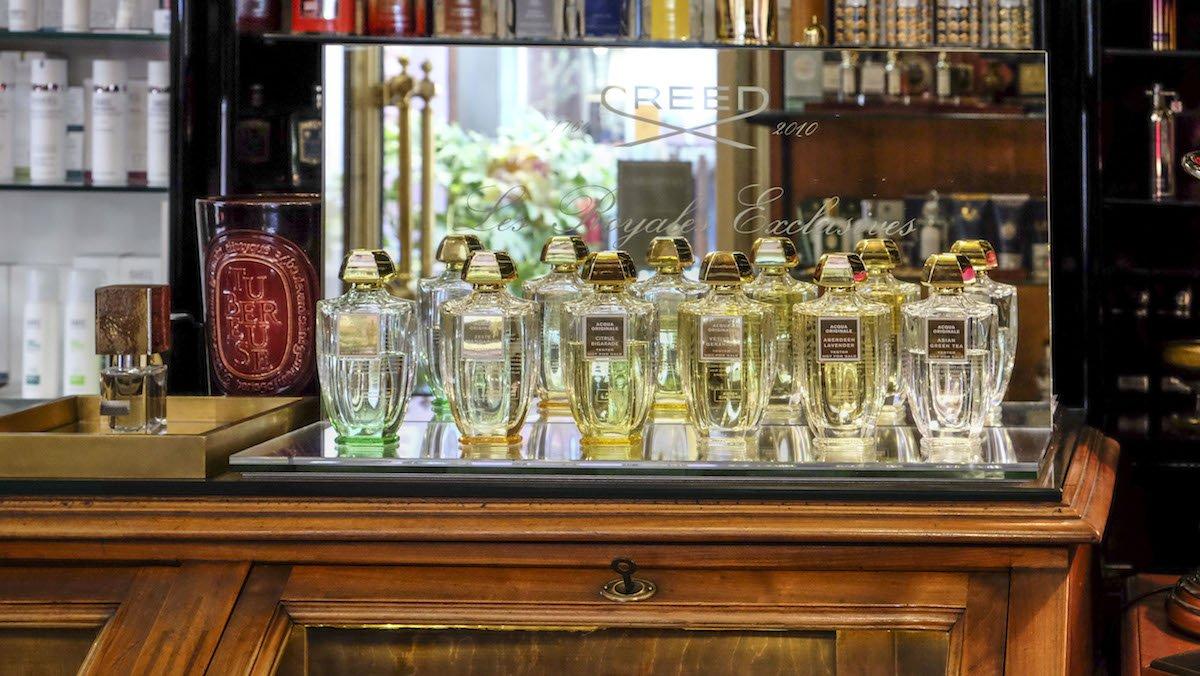 The secrets of Carlotta's Perfumery in Verona - Veneto Secrets