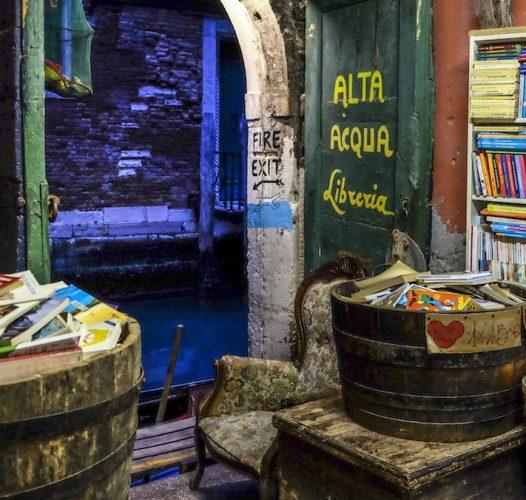The secret of Libreria Acqua Alta
