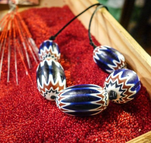 The secret history of glass beads from Venice