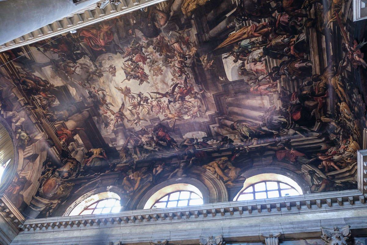 San Pantalon: la tela più grande al mondo e altri segreti - Veneto Secrets