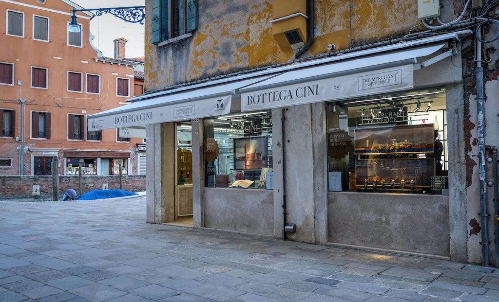Bottega Cini - Veneto Secrets